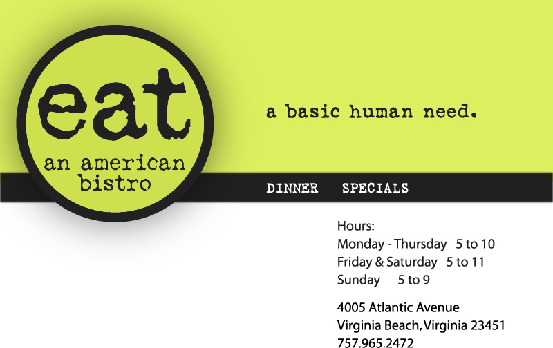 Eat: An American Bistro
